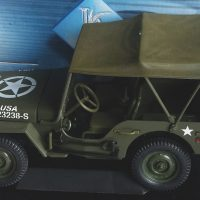 Solido  Willys MB Jeep model